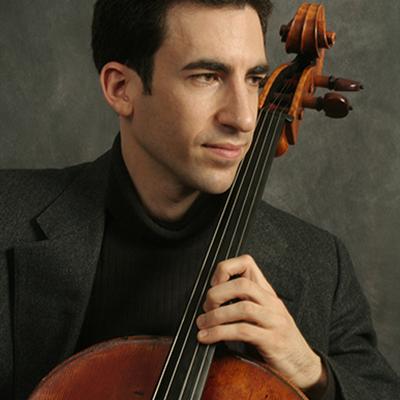 Amir Eldan, cellist