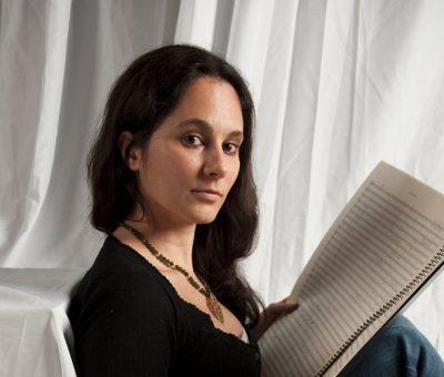 Composer Andreia Pinto Correia
