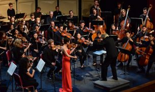 Orchestra Concert at Crooker Theater