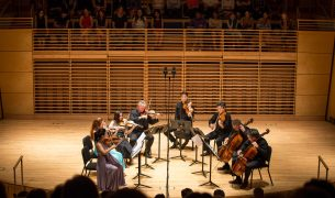 Faculty concerts in Studzinski Recital Hall
