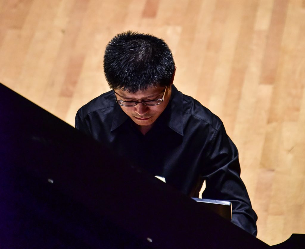 Pianovirtuosens vita jul