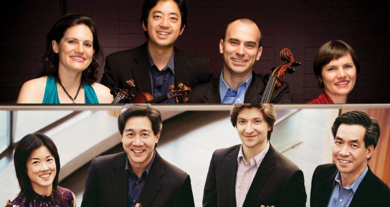 Jupiter and Ying Quartets
