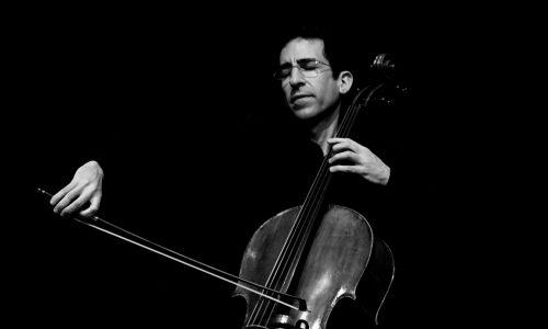 Cellist Amir Eldan