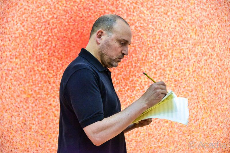 Composition faculty Derek Bermel