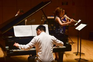Young Artists perform at Gamper