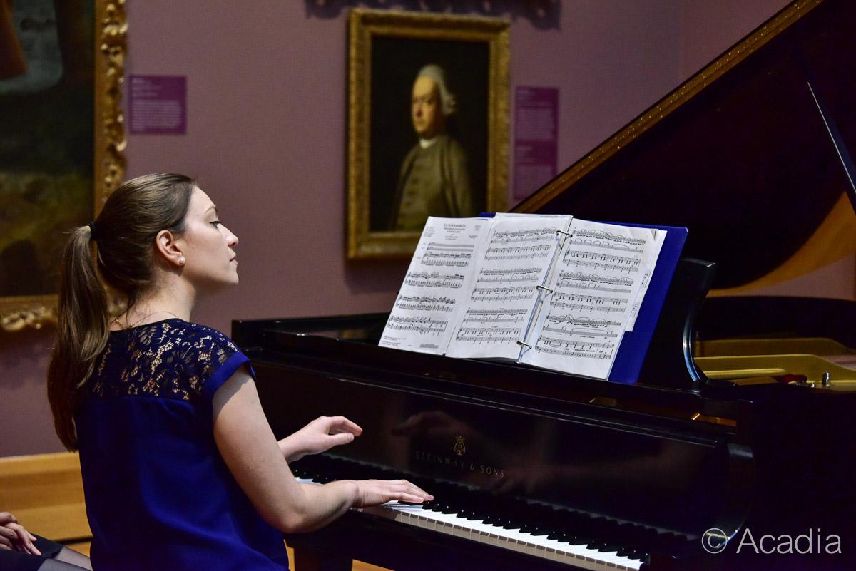 Summer Collaborative Piano Program - Bowdoin Music Festival
