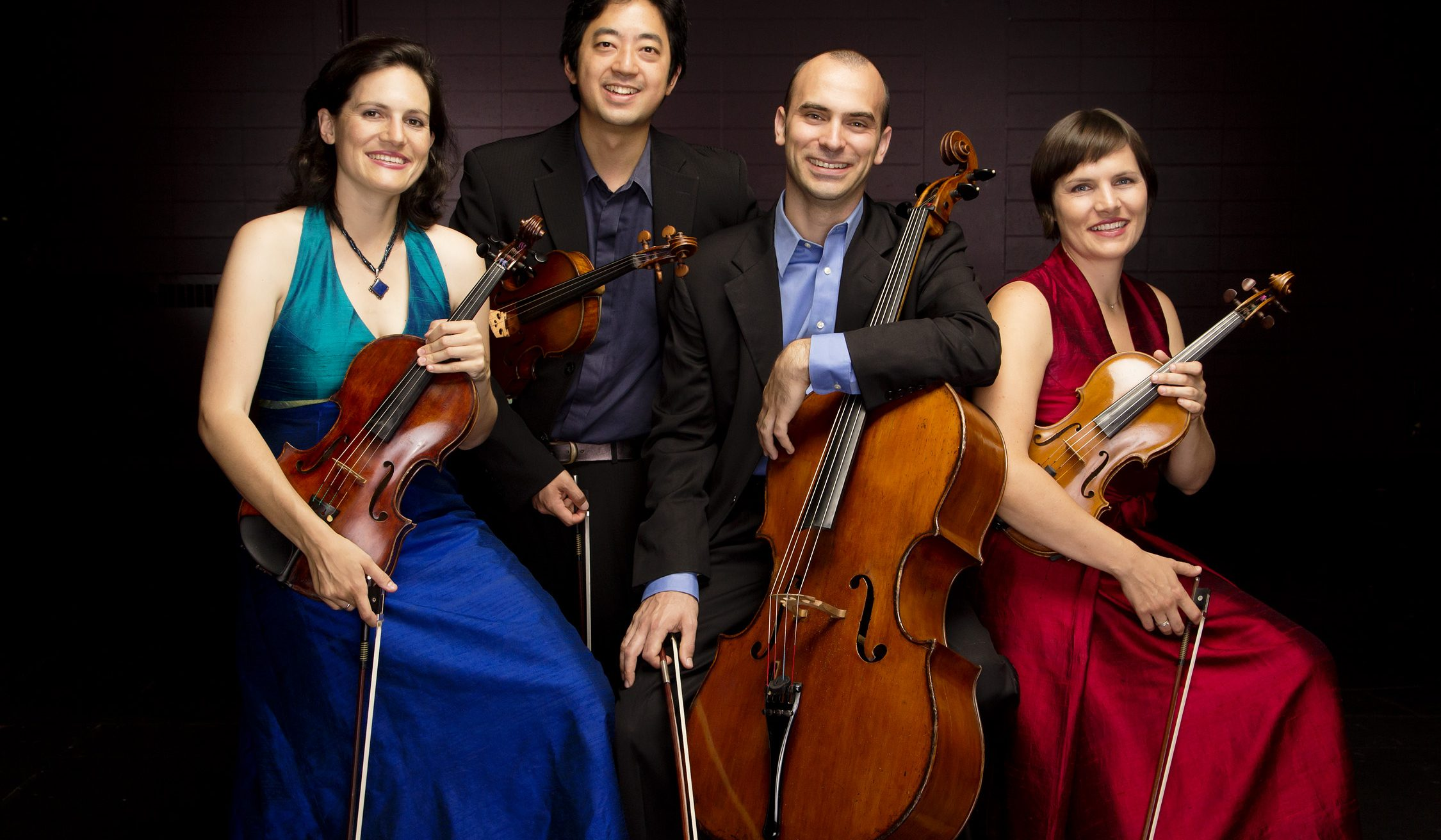 Festival Mondays featuring the Jupiter String Quartet