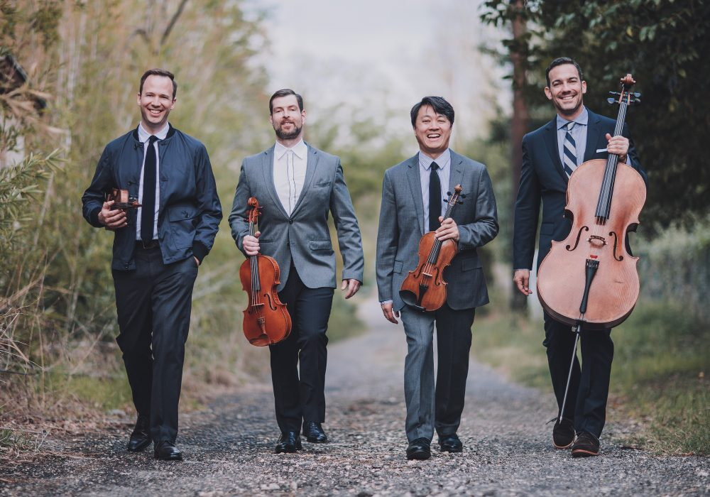 Miro Quartet, 2020 guest artists