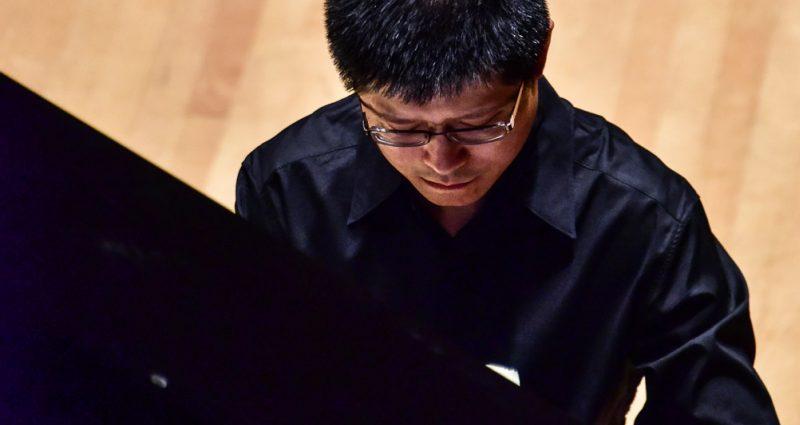 Pianist Tao Lin