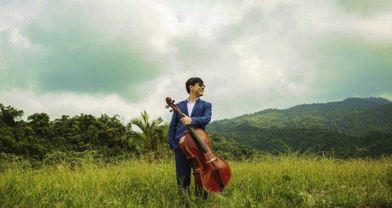 Cellist Zlatomir Fung