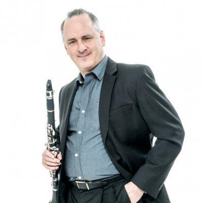 Head shot of clarinet faculty Alan Kay