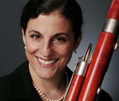 Bassoon faculty Kim Laskowski