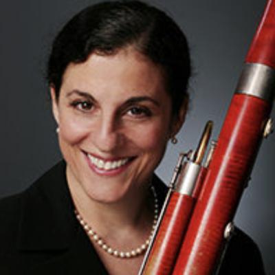 Bassoon faculty Kim Laskowski