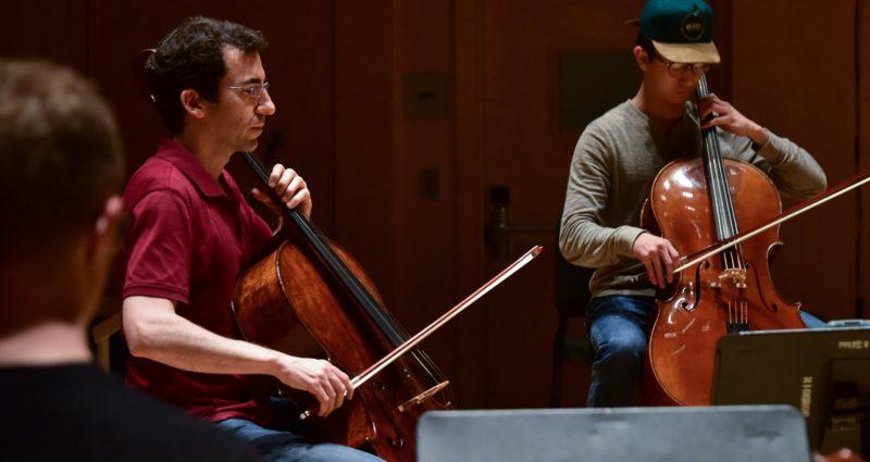 Amir Eldan Cello Studio Class