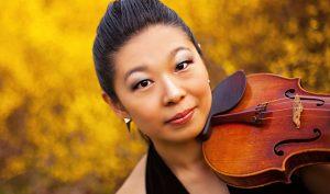 Violinist Ayano Ninomiya