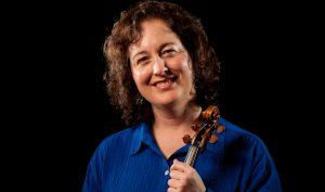 Violist Carol Rodland