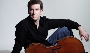 Cellist Edward Arron
