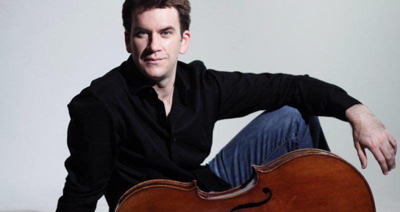 Cellist Edward Arron