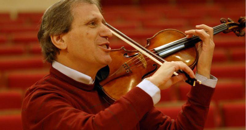 Itzhak Rashkovsky, violin