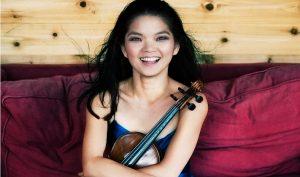 Violinist Janet Sung