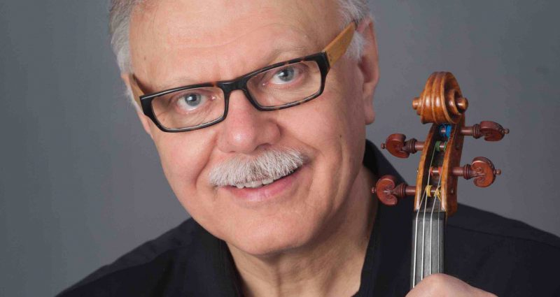 Violinist Kurt Sassmannshaus