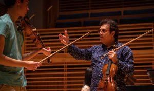 Sergiu Schwartz, violin