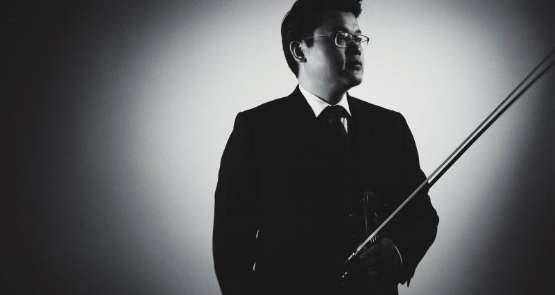 Violist Brian Chen
