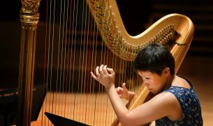 June Han Harp