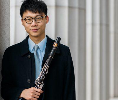 Clarinet Fellow George Chen
