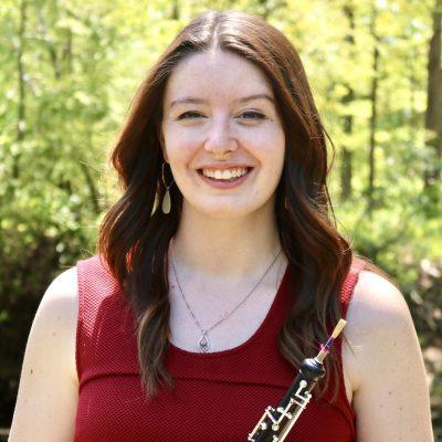 Oboe fellow Ellen O'Neill