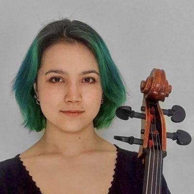 Cello Fellow Dana Rath