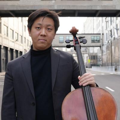 Cello Fellow William Suh
