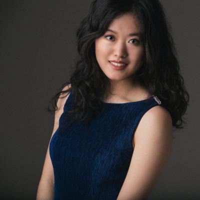 Piano Fellow Angie Zhang