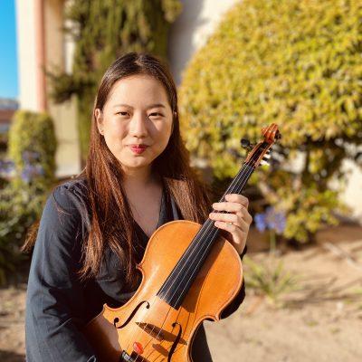 Viola Fellow Jiwon Kim