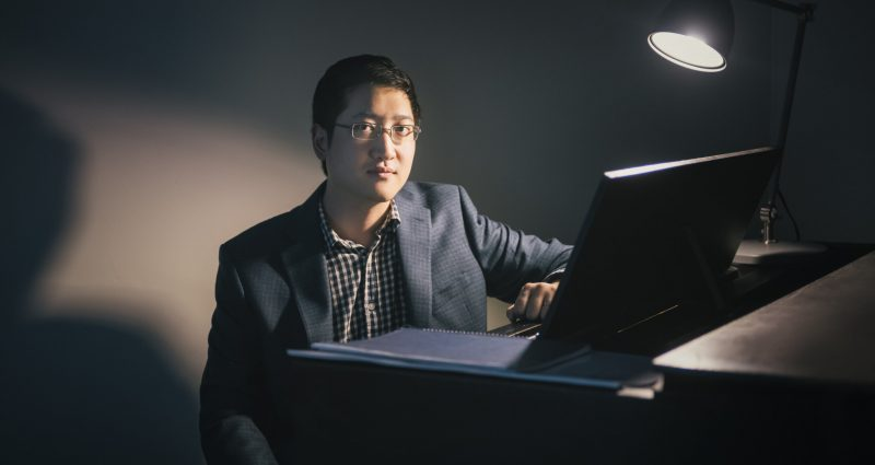 Composer Anthony Cheung